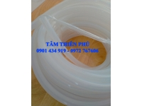 Ống silicone phi 6x9